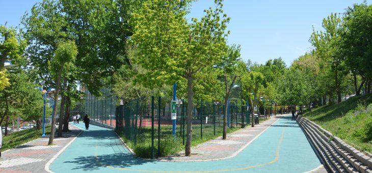 Akşemsettin Parkı